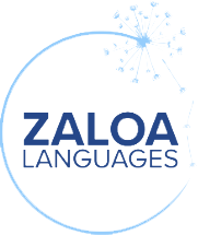 Zaloa Languages Logo